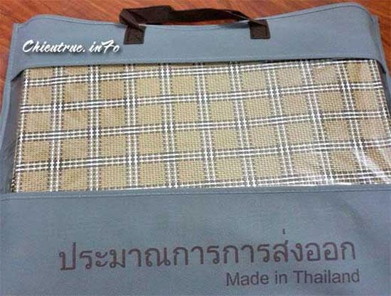 Chiếu mây Thái Lan, dòng chiếu điều hòa cao cấp