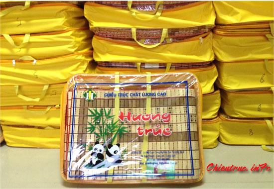 Chiếu Hương Trúc, hàng Việt chất lượng cao