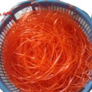Day cước đỏ đan chiếu Hương Trúc
