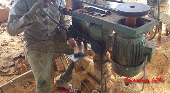 tổng kho chiếu gỗ pơ mu tại việt nam