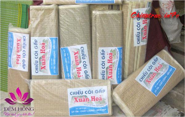 Chiếu cói Xuân Hòa Việt Nam, hàng cao cấp xuất khẩu