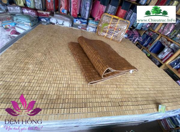 Chiếu Tre Việt Phổ Mến - 100% đan thủ công không sử dụng hóa chất